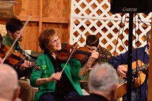 Lady Fiddler